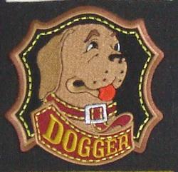 Вышивка по трикотажу - вышивка логотипа
