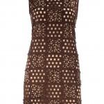 Лазерная резка ткани - платье