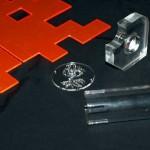 Детали из акрила лазерная резка