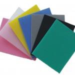 Образцы пластика для лазерной резки