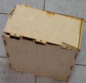 Про ящик из фанеры...