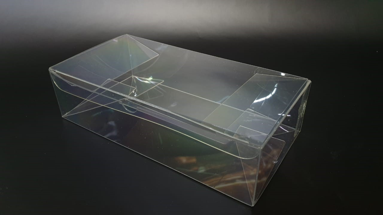 Коробка для кубика трансформера