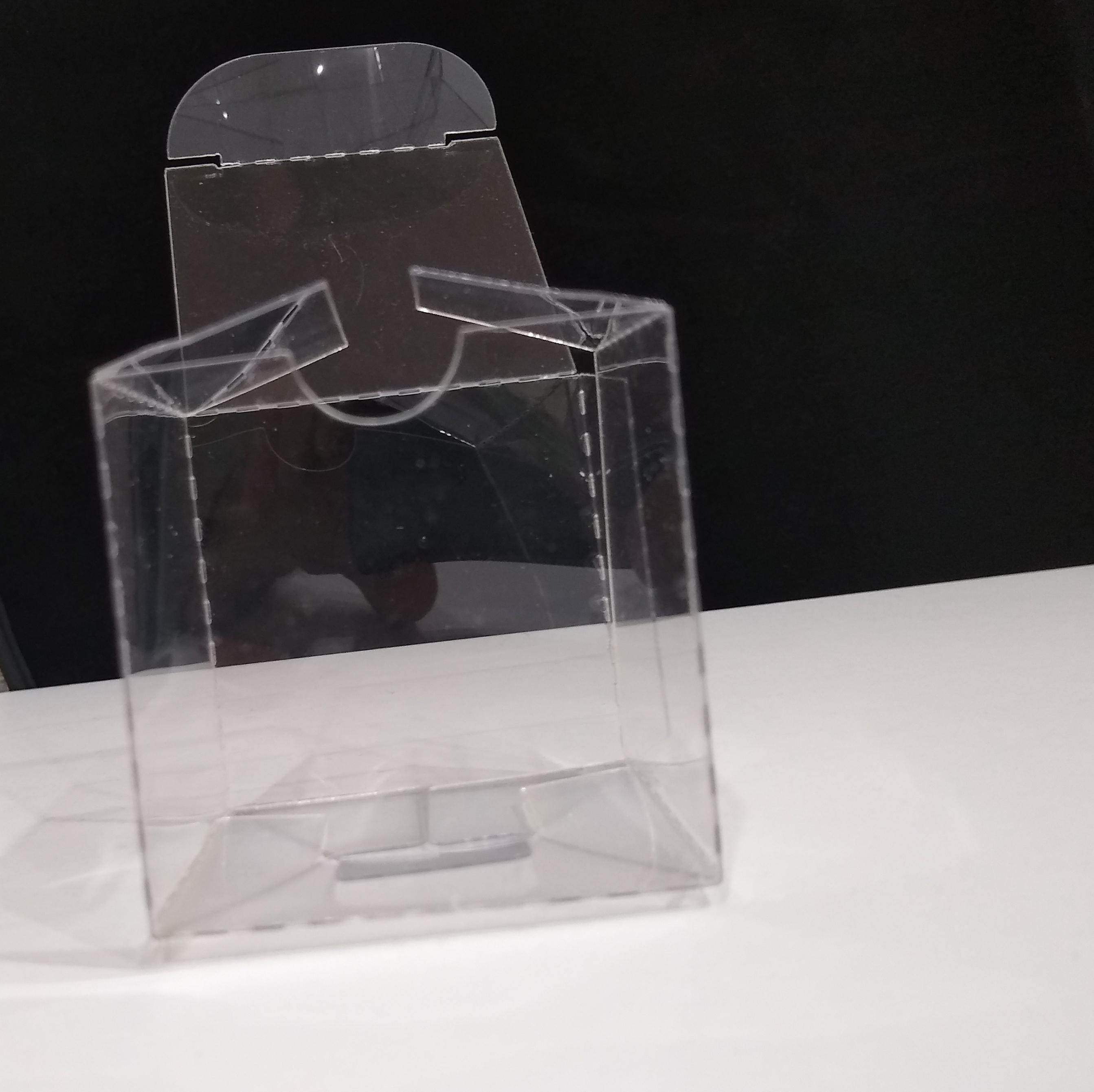 Упаковка для кубика трансформера