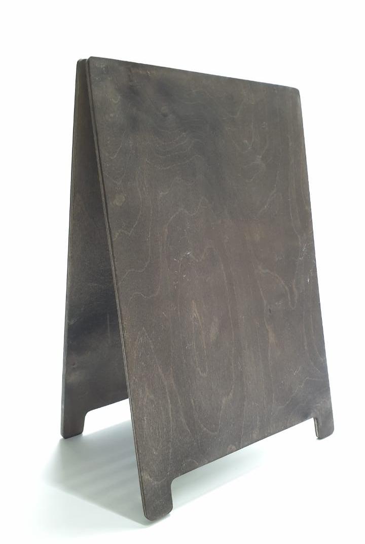 Штендер деревянный