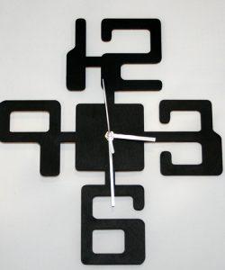 Лофт настенные часы