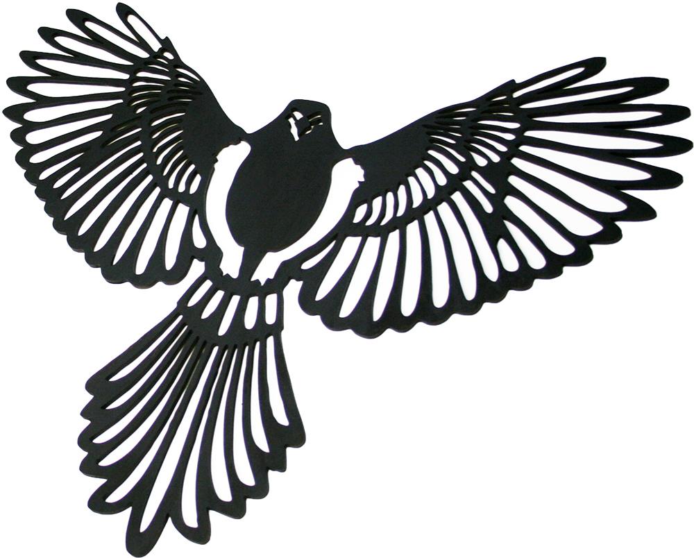 Декоративное панно Птица