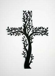 Панно дерево веры настенное